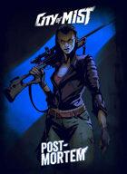 City of Mist Playbook: Post-Mortem