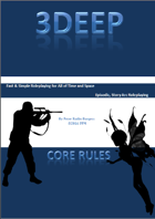 3Deep Role Playing Game Core Rulebook