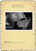 The War Helm of Clanor. Theatre Of The Mind Encounters