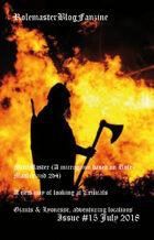 Rolemaster Fanzine Issue 0015