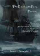 Rolemaster Fanzine Issue 21