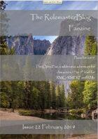 Rolemaster Fanzine Issue 22