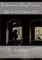 Rolemaster Fanzine Issue 23