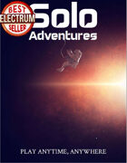 Solo Adventures compatible with SWN