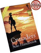 Crusaders Solo Handbook Compatible with Castles & Crusades