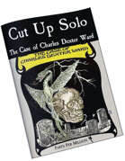 Cut Up Solo Oracle based on HP Lovecraft's The Case of Charles Dexter Ward