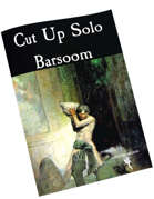Cut Up Solo Barsoom