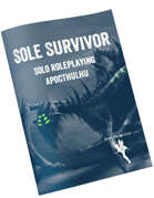 Sole Survivor, Solo Roleplay Apocthulhu