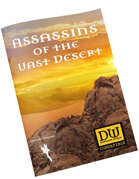Assassins of the Vast Desert for  Dungeon World