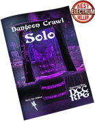 Dungeon Crawl Classics and Hubris Solo Rules