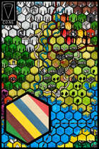 Hex Kit: Fantasyland Utilities Tileset