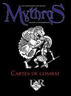 Cartes de combat pour Mythras