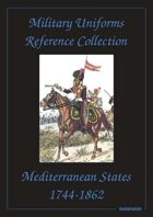 Greece, Italy, Portugal, Spain & Turkey Military Uniforms Reference Collection