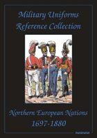 Netherlands, Denmark, Finland, Norway & Sweden Military Uniforms Reference Collection