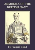 Admirals Of The British Navy