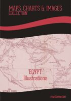 The British In Egypt: Illustration Collection