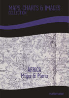 The British In Africa: Maps Collection