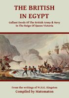 The British In Egypt: Maps, Illustrations & Book [BUNDLE]