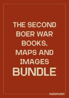 The Second Boer War Books & Images [BUNDLE]