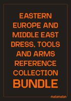 Eastern Europe & The Middle East Reference Collection [BUNDLE]