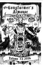 2016 Gongfarmer's Almanac, Volume #2