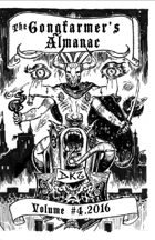2016 Gongfarmer's Almanac, Volume #4
