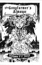 2017 Gongfarmer's Almanac, Volume #7
