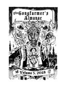 2018 Gongfarmer's Almanac Volume #3