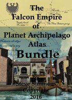 Planet Archipelago the Seas around the Falcon Empire [BUNDLE]