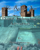 The Ruins Sea a Planet Archipelago Adventure