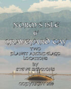 Norm's Isle & Graveyard Cay: Two Planet Archipelago locations