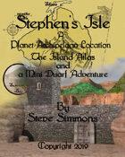 Stephen's Isle Atlas A Planet Archipelago location