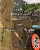 Sandpit Atlas and Adventure setting