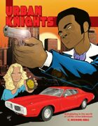 Urban Knights: Roleplaying in the World of 1970s Crime Television