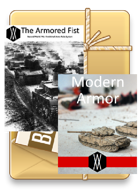 Modern Armor v2 and Armored Fist PRINT [BUNDLE]