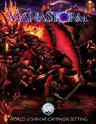 Manastorm: World of Shin'ar (5e)