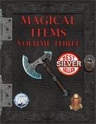 Magical Items - Volume Three