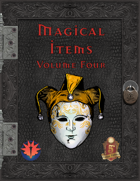 Magical Items - Volume Four