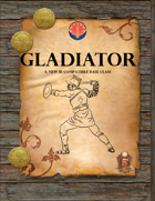 Gladiator - For 5th Edition