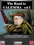 The Road to Calemma vol. 1
