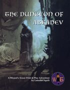 The Dungeon of Abkadev