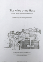 Sitz Krieg ohne Hass Rules