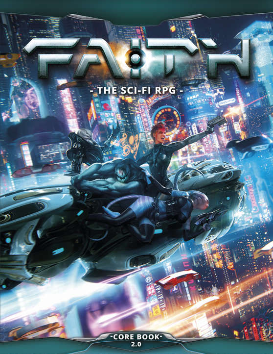 FAITH the Sci-Fi RPG 2.0