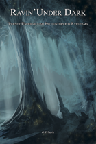 Ravin' Under Dark — Twenty Underground Encounters for Ryuutama