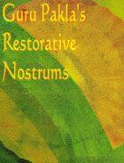 Guru Pakla's Curative Nostrums