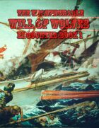 Unquenchable Will of Wolves Encounter Book 1