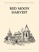 Adventure Framework 23: Red Moon Harvest