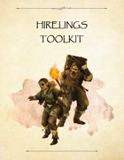 Hirelings Toolkit