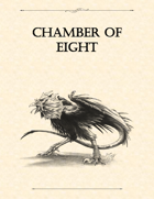 Adventure Framework 06: Chamber of Eight