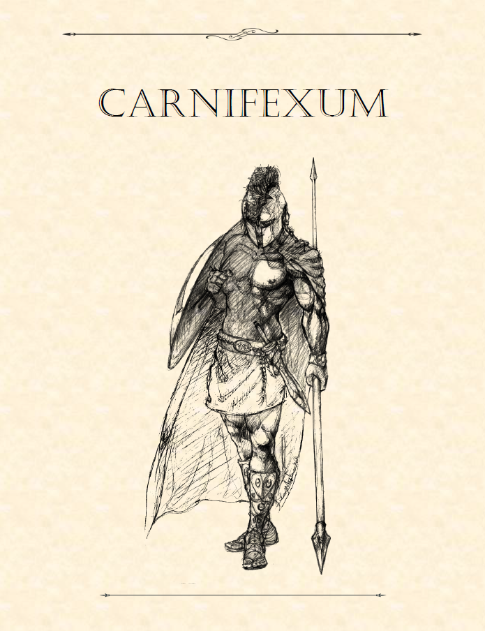 Image result for Adventure Framework 34: Carnifexum